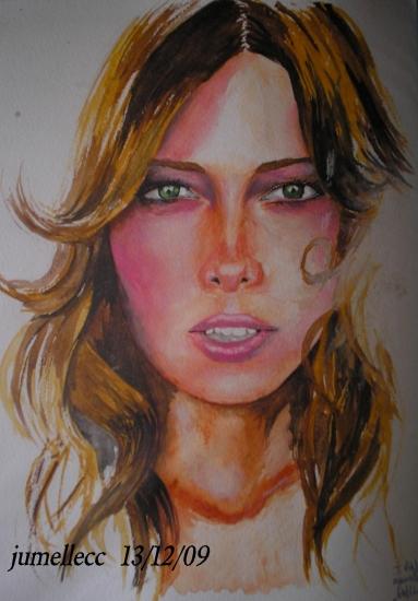 Jessica Biel por jumellecc